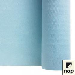 NAPPE INTISSEE 1M20X50M BLEU CLAIR
