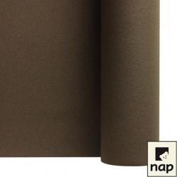 NAPPE INTISSEE 1M20X50M CHOCOLAT