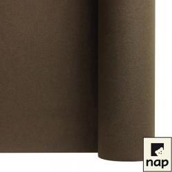 NAPPE INTISSEE 1M20X25M CHOCOLAT