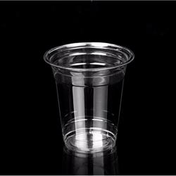 GOBELET PLASTIQUE RECYCLE RPET 30-35CL EVASE/50